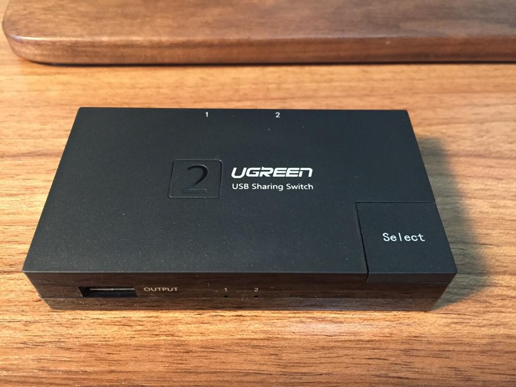 USB 切换器